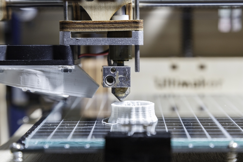 The full scope of 3D printing is yet to be realised.