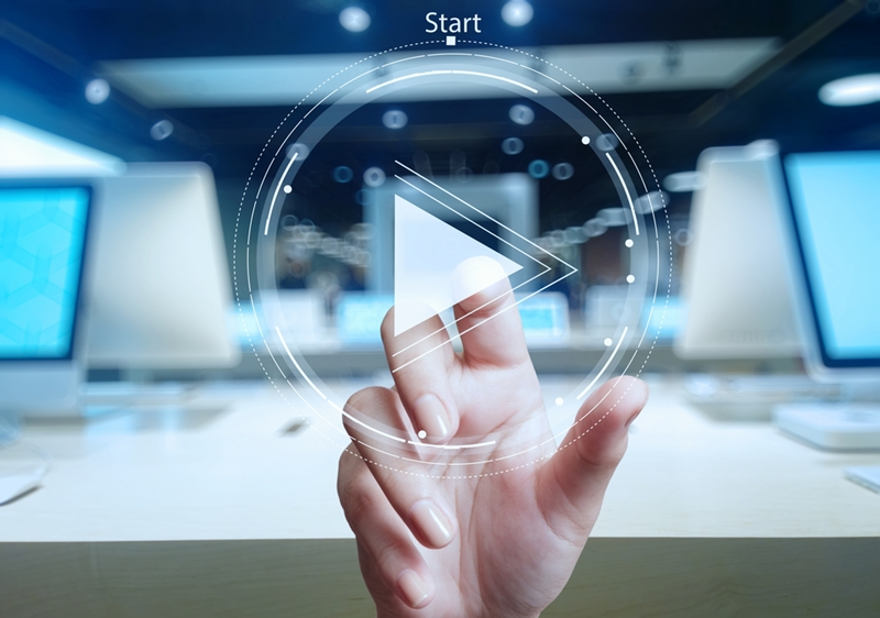Get a better look at potential candidates with video screening.