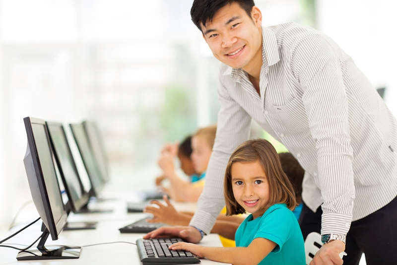Kids who code are the future of IT recruitment.